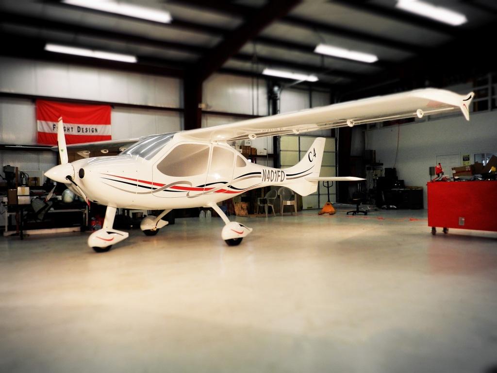 C4 Hangar Mockup