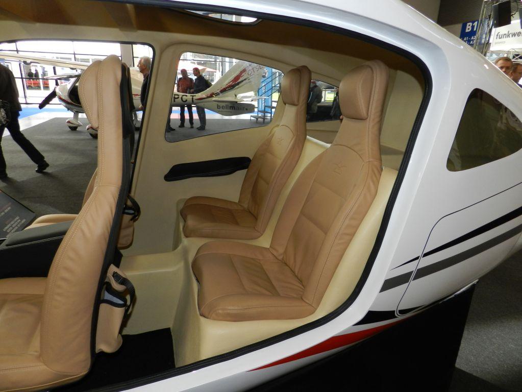 Rear Seat View C4