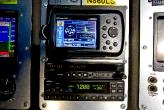 Center panel Garmin 496-SL40-GTX327
